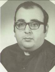 Photograph of Fr. Joseph Romano