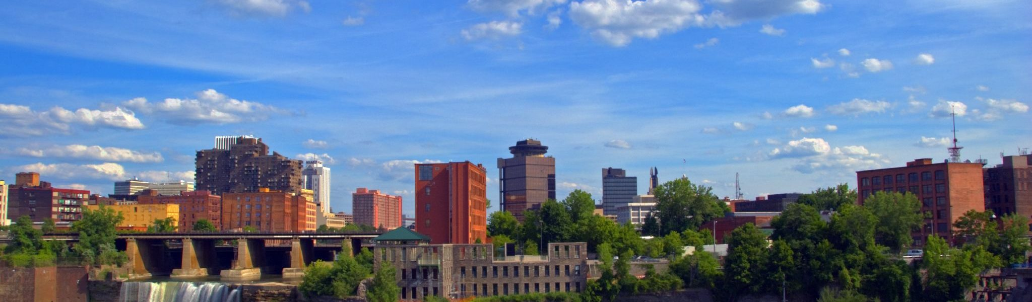 Photo of Rochester Cityscape