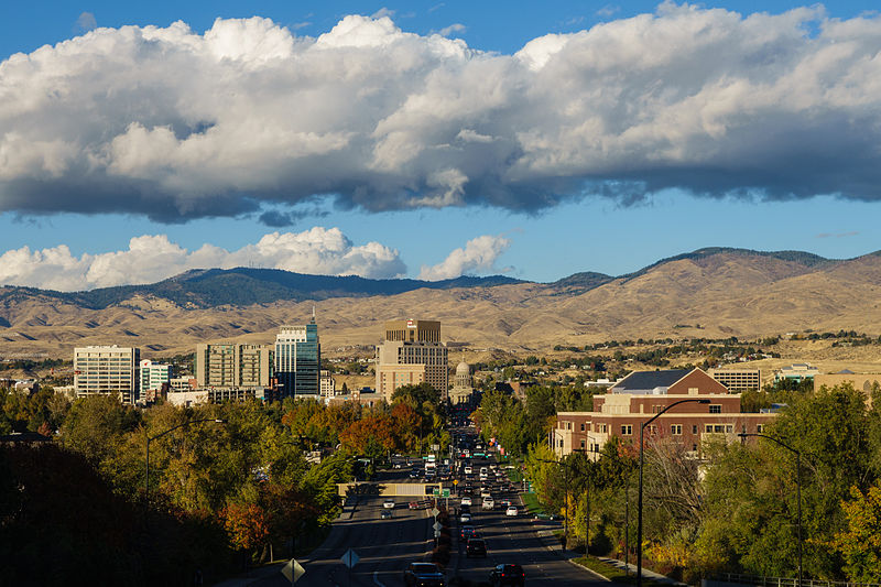 Photo of Boise, ID - downtown