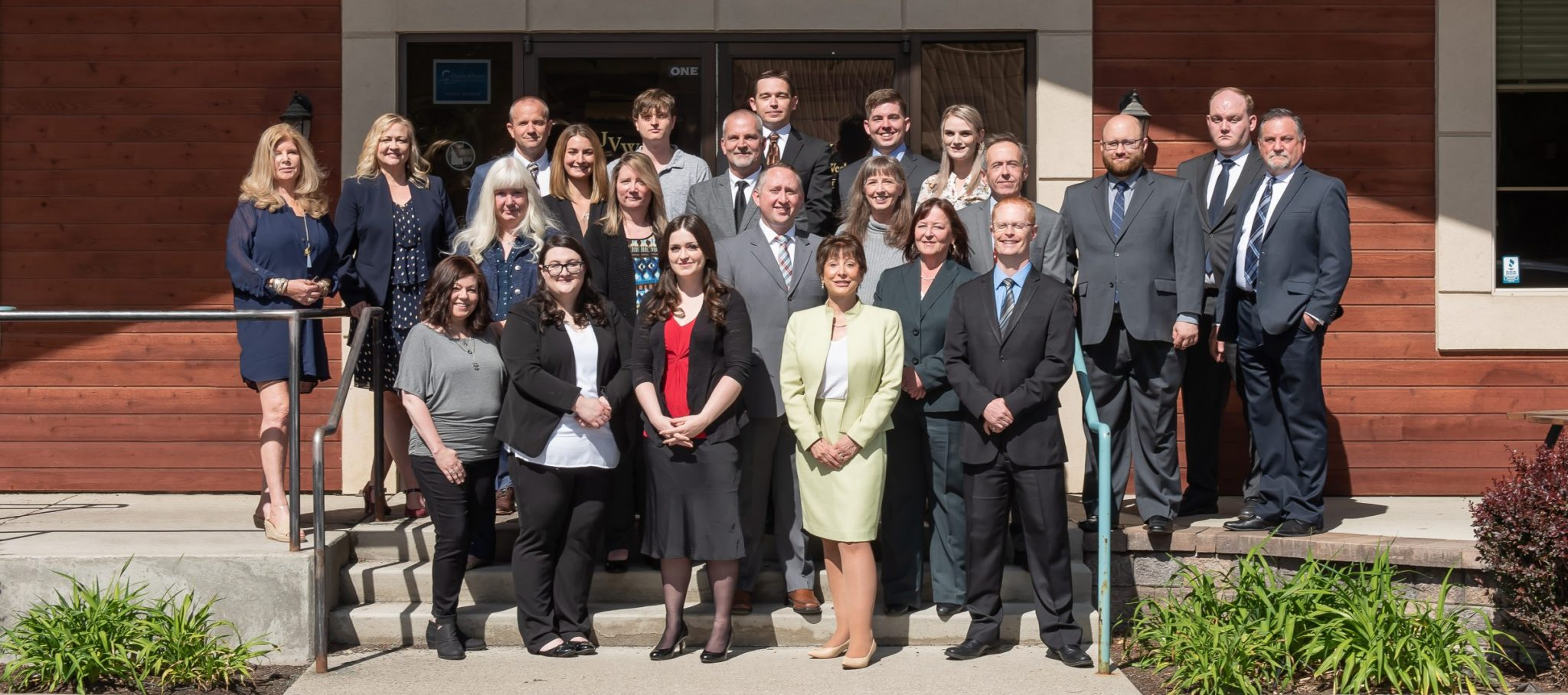 Photo of All Staff and Attorneys